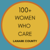 100 Women Who Care Lanark logo