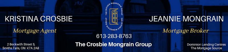 The Crosbie Mongrain Group logo