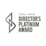 Lynn Vardy earns Royal Lepage Directors Platinum award