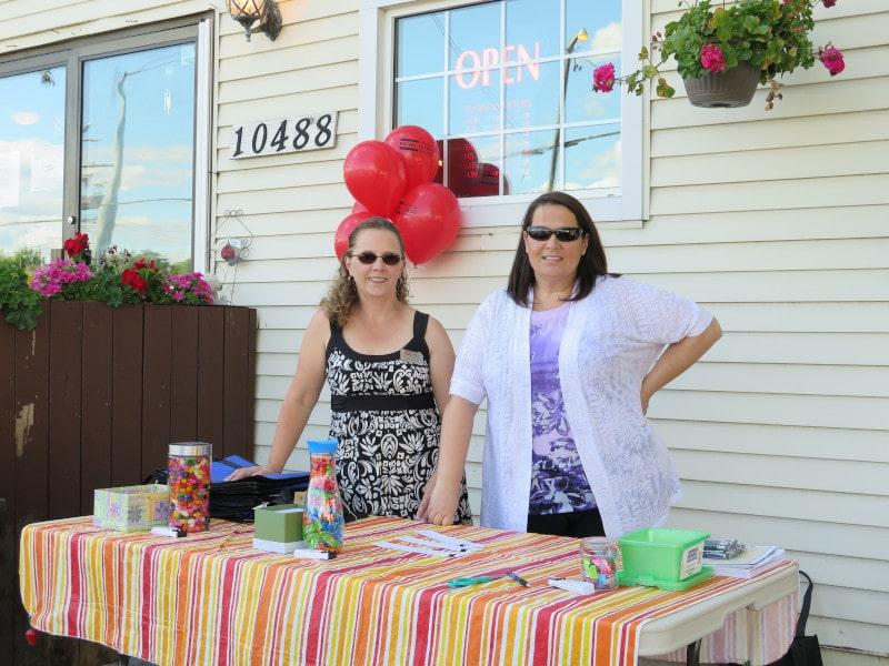 Lynn Vardy's Ice Cream Social 2014