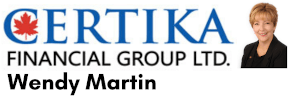 Wendy Martin Certika Logo