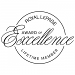 Lynn Vardy earns Royal Lepage lifetime award of excellence